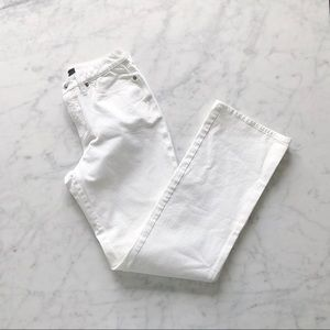 White Cambio Jade Jeans Size 8